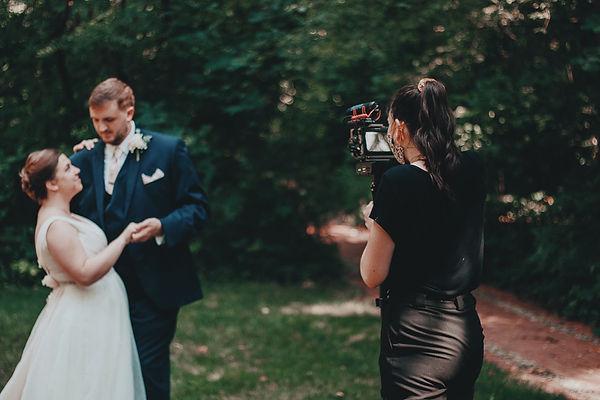 Indianapolis wedding videographer