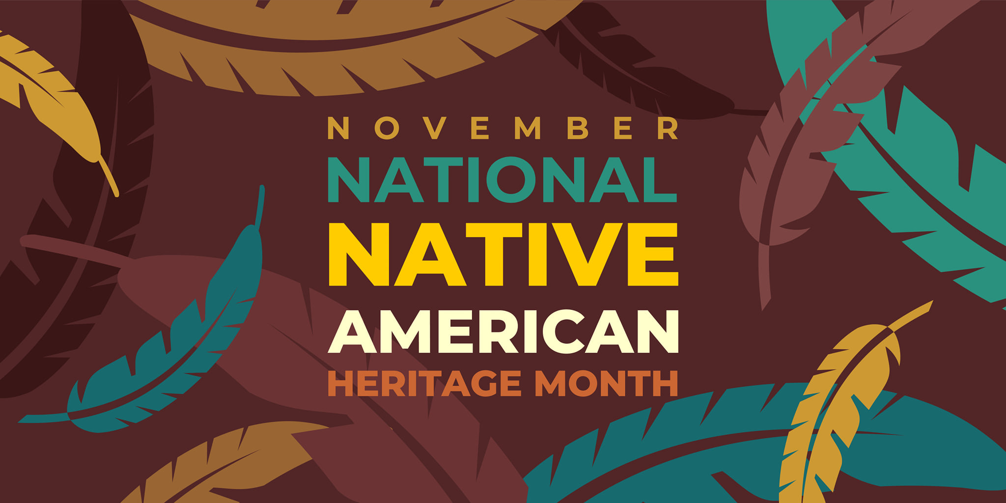 November national native American month.