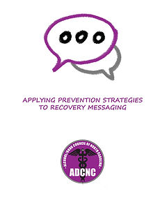 ADCNC Prevention Guide Graphics 8.5 x 11