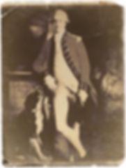 повешенный полковник, отец Абигейл