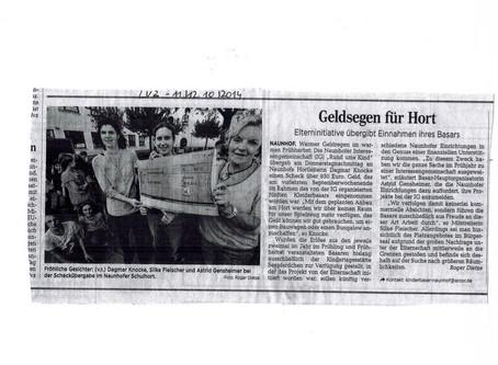 Leipziger Volkszeitung 09/2014