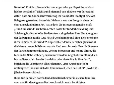Leipziger Volkszeitung 03/2016