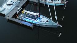 VE42DS im Hafen