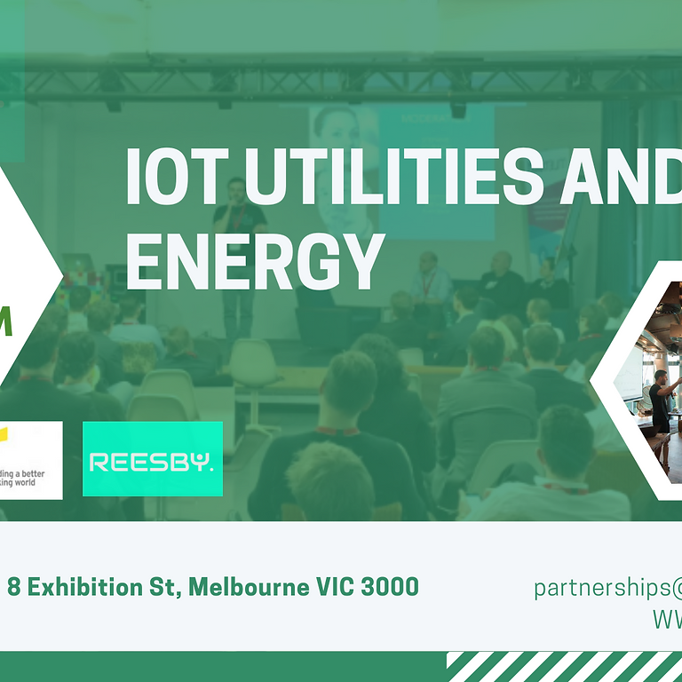 IoT Utilities and Energy Panel