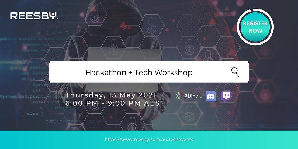 Reesby Hackathon + Tech Workshop