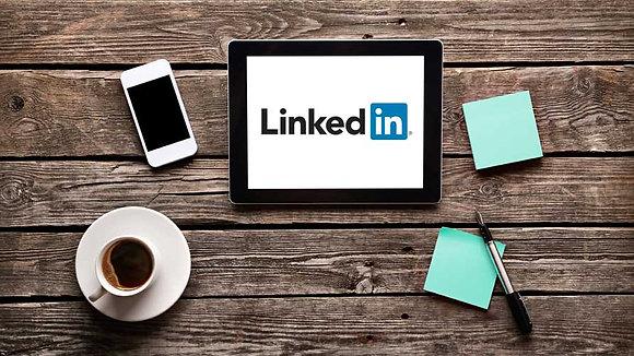 LinkedIN Profile Enhancement