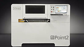 Centro de furação CNC Vitap Point 2