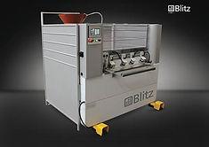 Furadeira CNC com inserção automática de cavilhas Vitap modelo Blitz
