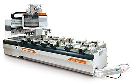 Centro de Usinagem CNC Busellato modelo C 21
