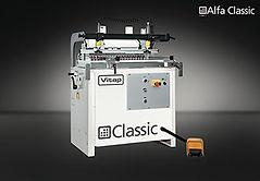 Furadeira múltipla 21 mandris Vitap Classic 21