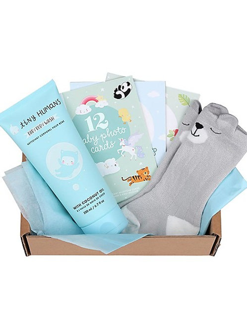 BENVENUTO! Set regalo nascita BOY