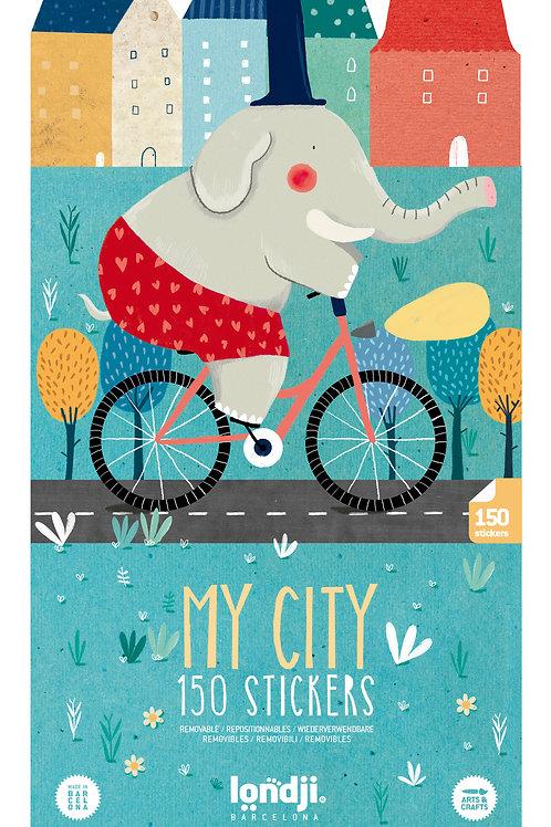MY CITY STICKERS