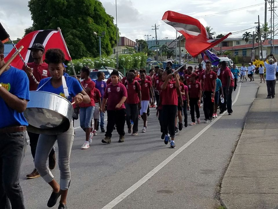 World Diabetes Day Walk