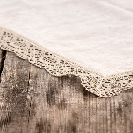 Dear Heidi: Where did the idea for a tablecloth come from? How has its meaning/significance evolved?