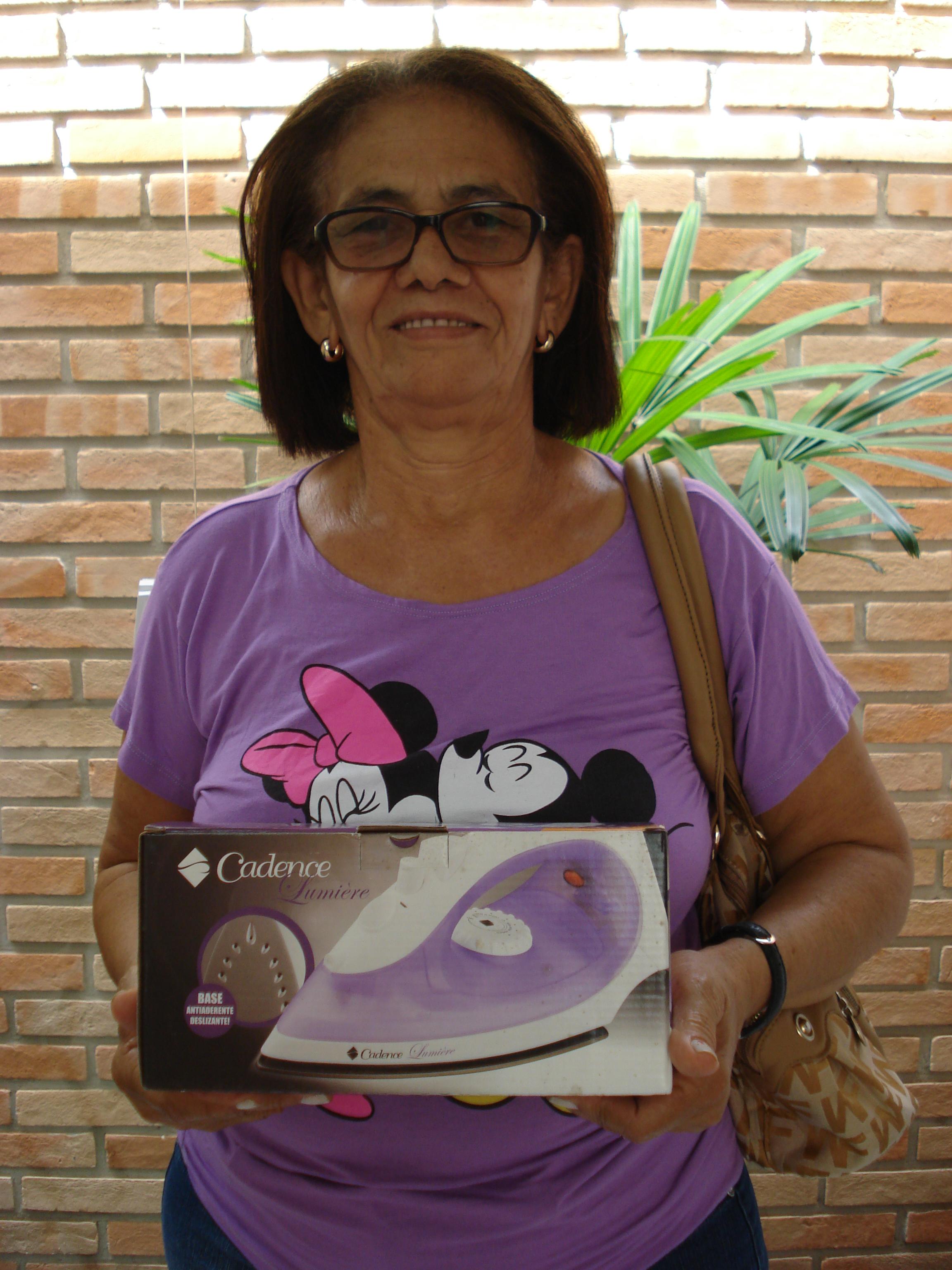 Regina Aparecida da Silva Pereira
