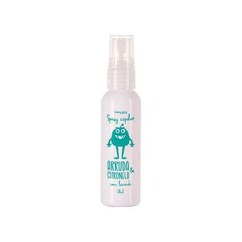 4074 - Spray Capilar Arruda, Citronela E Lavanda 60ml
