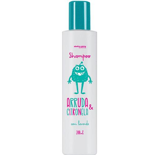 2000 - Arruda e Citronela - Shampoo 200ml