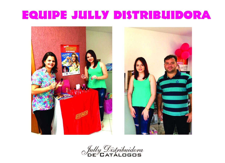 Equipe Jully Distribuidora