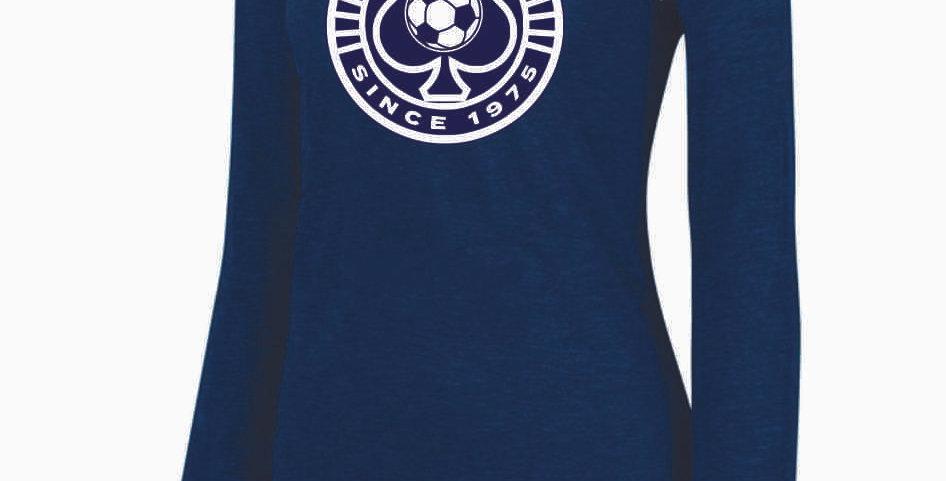 Granville Soccer Ladies Longsleeve