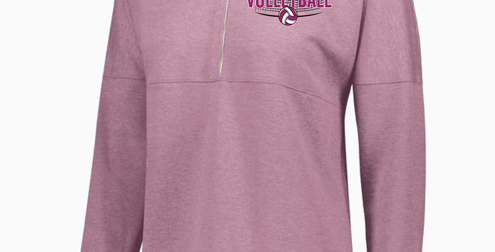 Aces Volleyball Ladies Holloway Sophomore Pullover