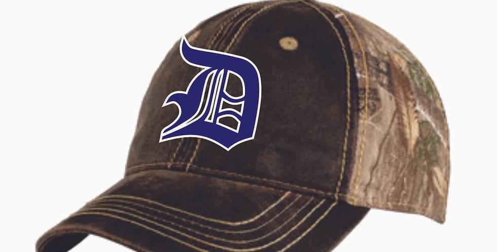 Danville Softball Camo Hat