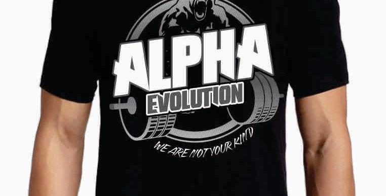 Alpha Evolution Bella Canvas Soft T-shirt