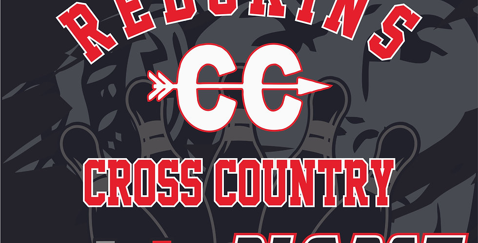Utica Cross Country Yard Sign