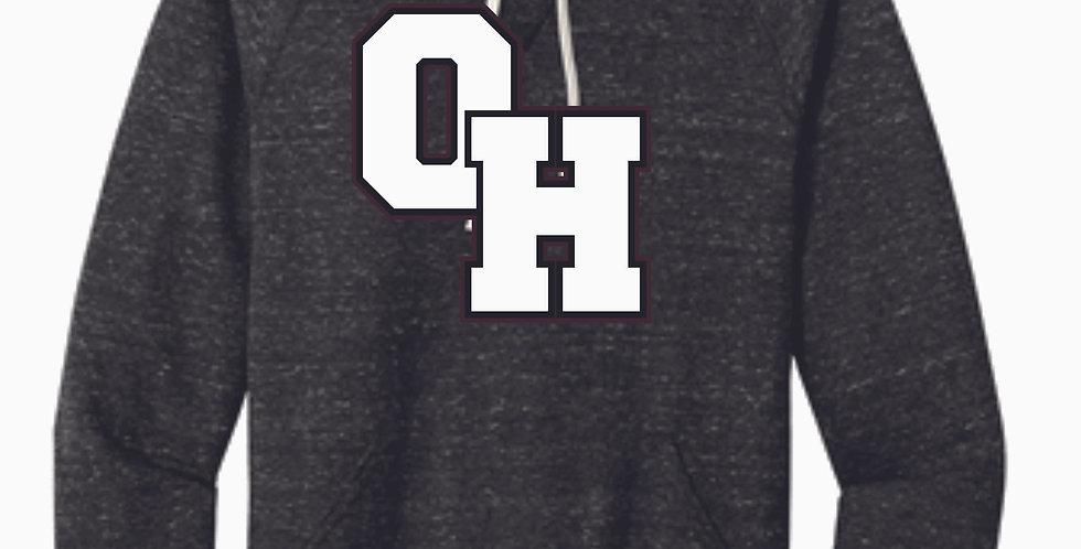 Ohio Hitmen OH Black Snow Heather Hood
