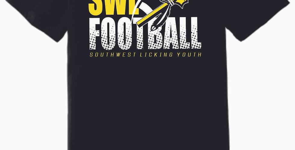 SWLYFC SWL Black Soft T Shirt