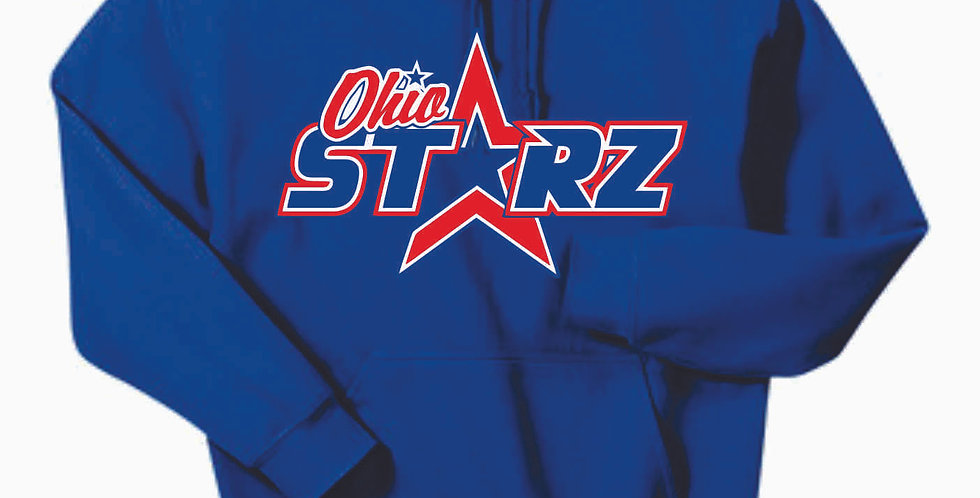 Ohio Starz Royal Original Cotton Hoody