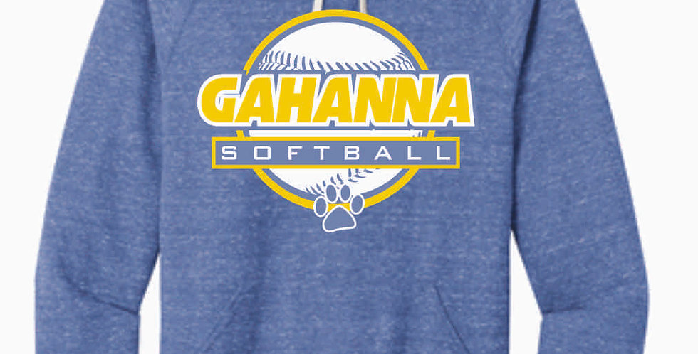 Gahanna Royal Snow Heather Hood