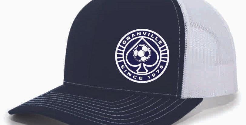 Granville Soccer Trucker Hat