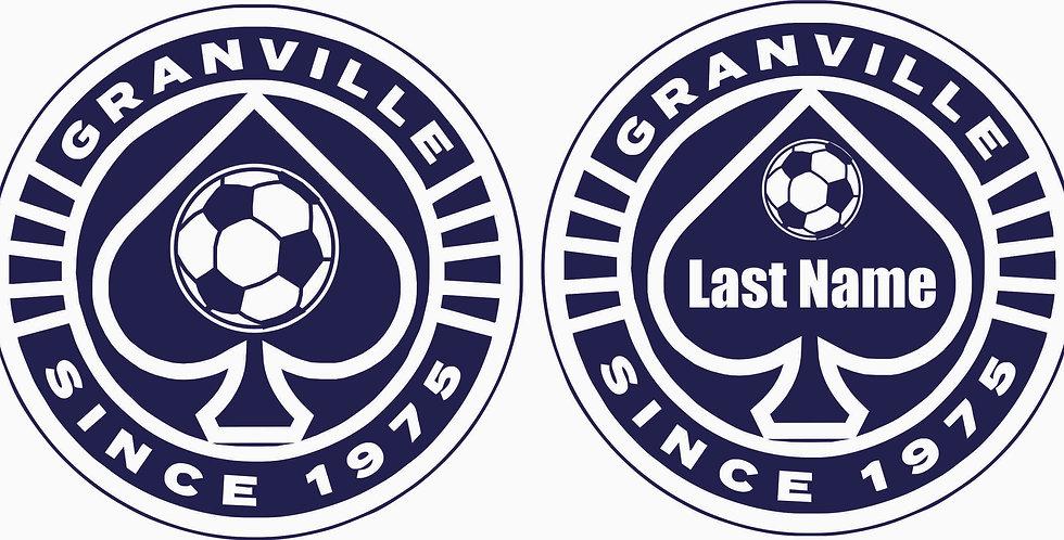 Granville Soccer Yard Sign