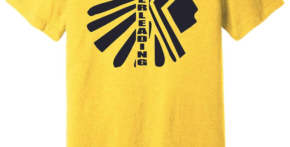 Watkins Cheer Gold Soft T Shirt