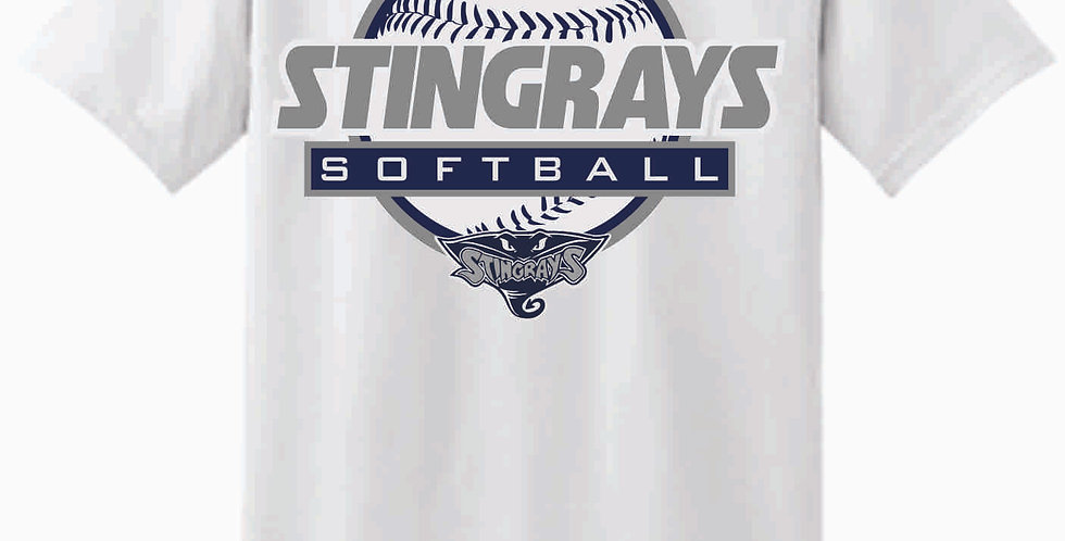 Stingrays White T Shirt