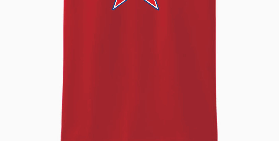 Ohio Starz Original Red Cotton T Shirt
