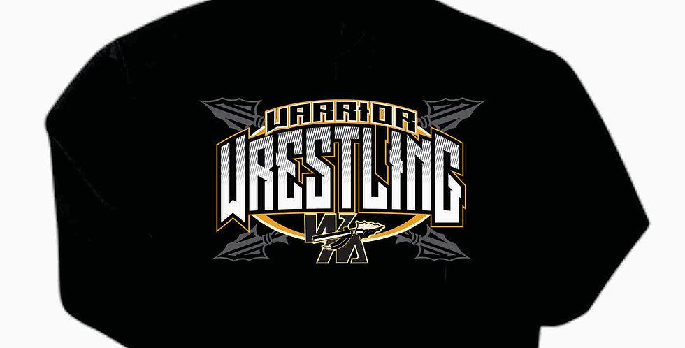 Watkins Youth Wrestling Gildan Cotton Black Hoody