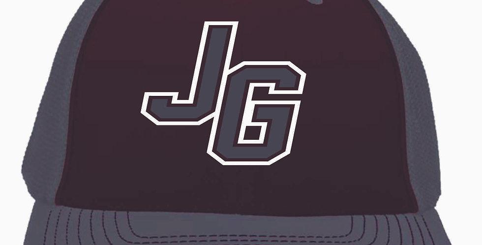 John Glenn 3D JG Hat
