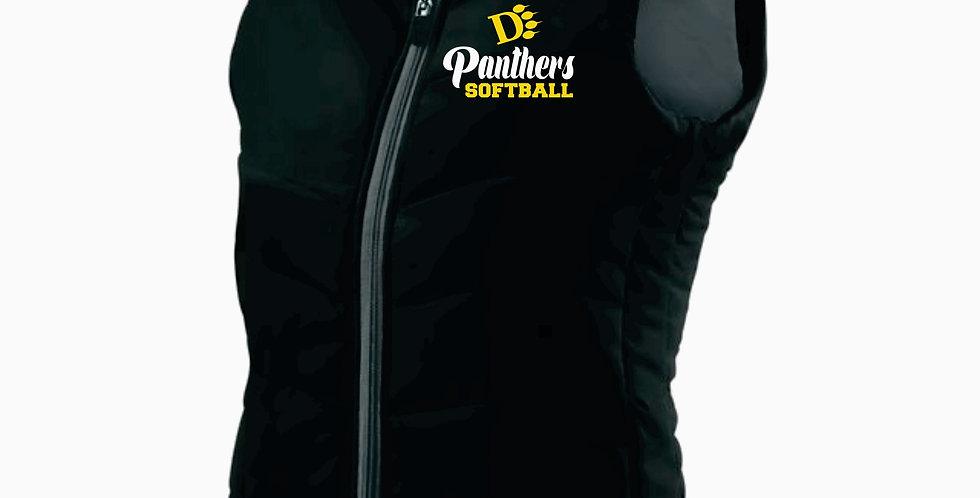 ODU Softball Holloway Ladies Black Admire Vest