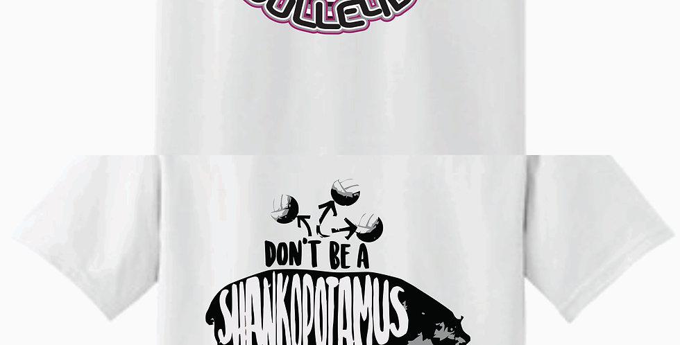 Aces Volleyball Gildan Shankopotomus T shirt