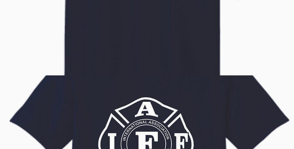 Berlin Township Fire Navy Cotton T Shirt