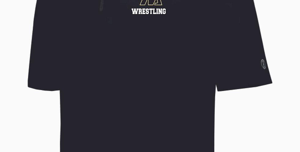 Watkins Youth Wrestling 1/4 Zip Shortsleeve Pullover