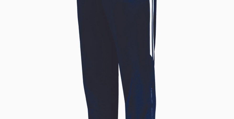 The Drive Polyester Navy Pant