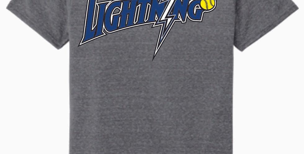 Lightning Grey Soft T Shirt