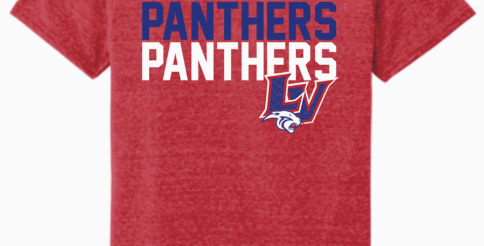 Licking Valley Red Soft T Shirt