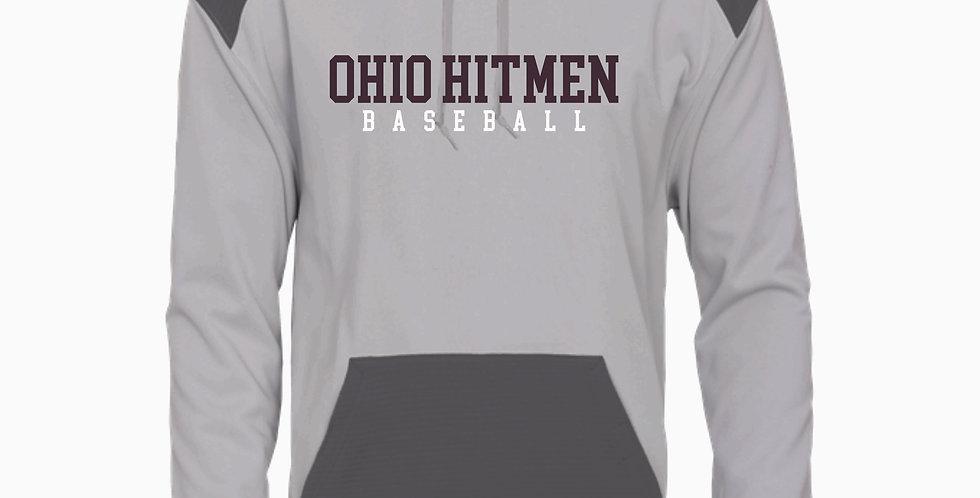 Ohio Hitmen Simple Badger Breakout Hoodie