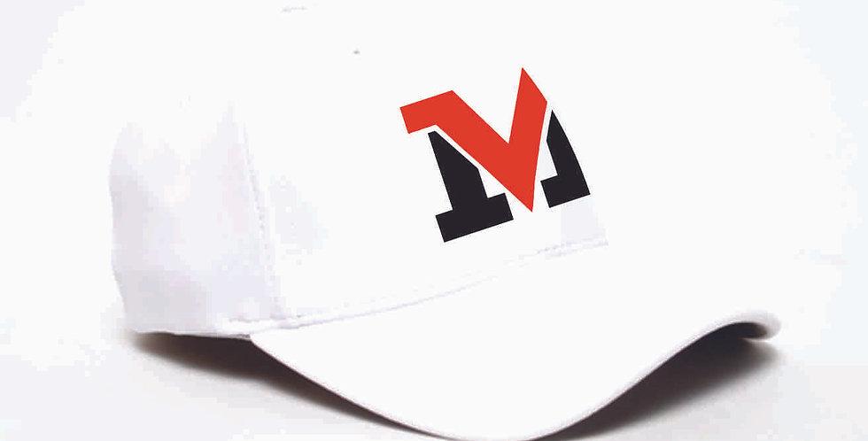 Mount Vernon White Performance Cap