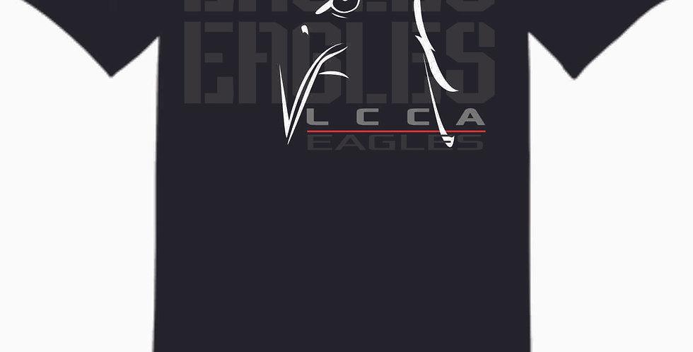 LCCA Black Eagles Cotton T Shirt