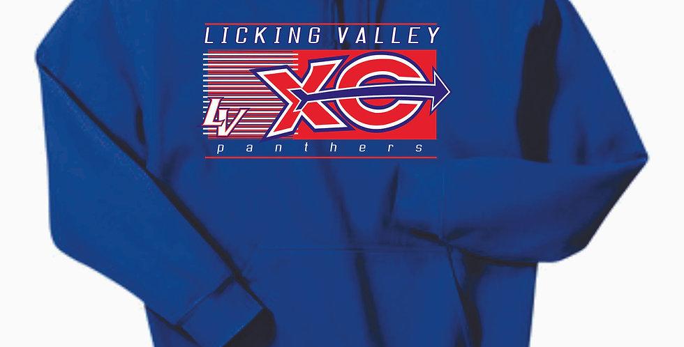LV XC Royal Cotton Hoody