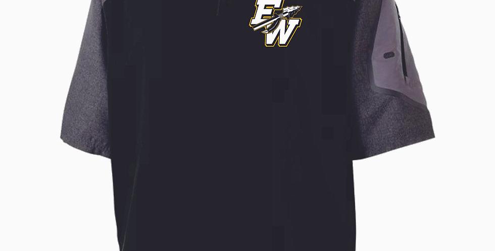 Eastside Black 1/4 Zip